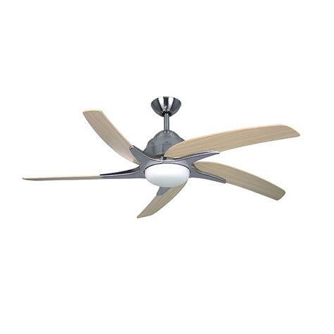 Reversing A Ceiling Fan by Fantasia Viper Plus 54 Inch Remote Stainless Steel