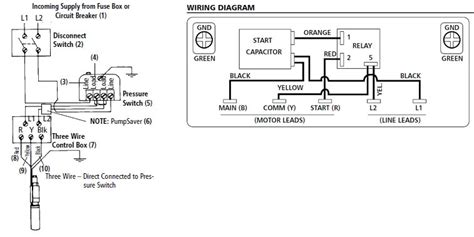 myers well wiring diagram myers well wiring
