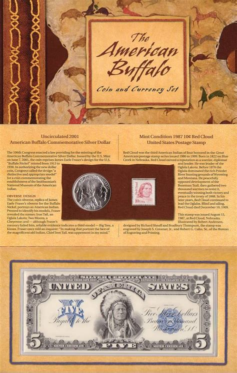 american buffalo coin  currency sets