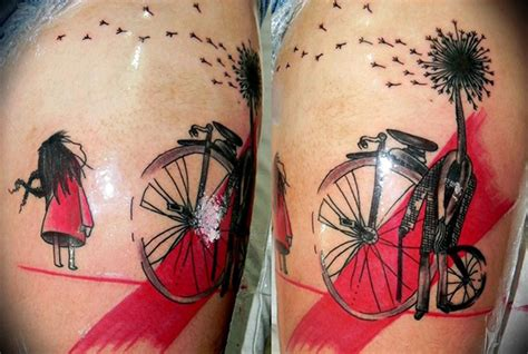 trendy tattoo ideas 2017 trash polka tattoos best