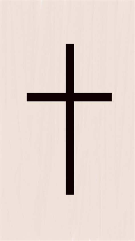 plain black cross tattoo plain black cross clipart best