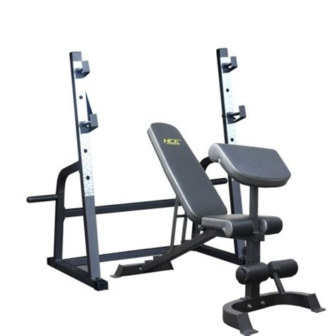 Marcy Squat Rack by Marcy Md888 Fid Bench Squat Rack