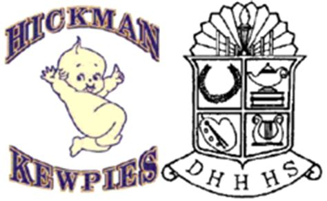 kewpie wiki david h hickman high school