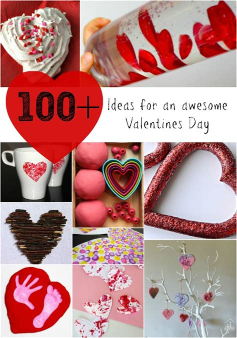 awesome valentines day ideas for 100 valentines day crafts d 233 cor snacks and