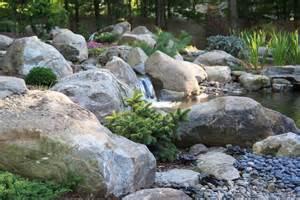 Japanese Garden Rocks Services