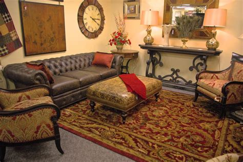 upholstery fort collins chesterfield leather sofa from flexsteel yelp