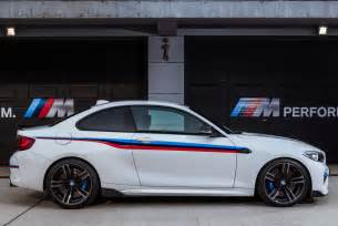 bmw m2 coup 233 m performance accessories f87 2015 pr
