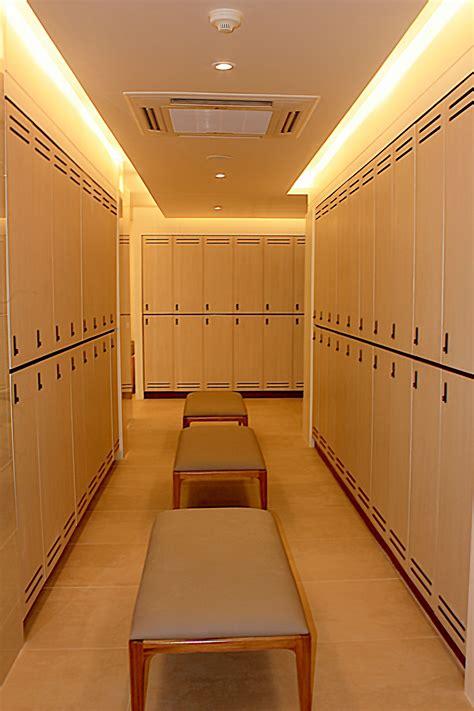 club dressing room ラグーナプーケットゴルフクラブ 施設とレンタル器具
