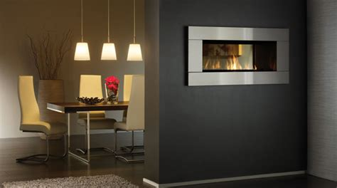 Toronto Home Comfort Fireplaces Gas Burning Direct See Through Fireplace Inserts