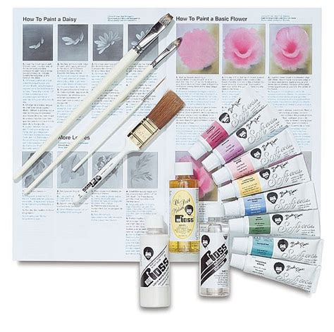 bob ross painting kit review painting kits