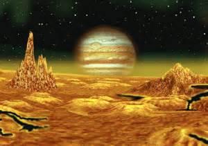 Landscape Jupiter Jonlomberg Giclee Prints