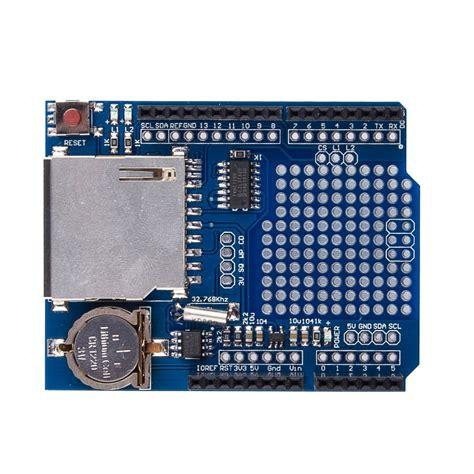 arduino data logging shield xd 204 electronics components