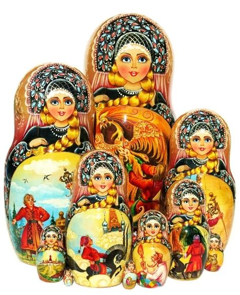 96 best images about 10 nesting dolls on