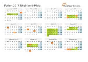 Kalender 2018 Zum Ausdrucken Mit Ferien Rlp Ferien Rheinland Pfalz 2017 Ferienkalender Zum Ausdrucken