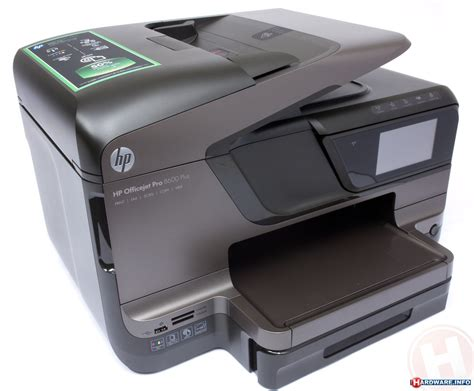 Printer Hp Officejet Pro 8600 small business inkjets review how fast is ink hp officejet pro 8600 plus hardware info
