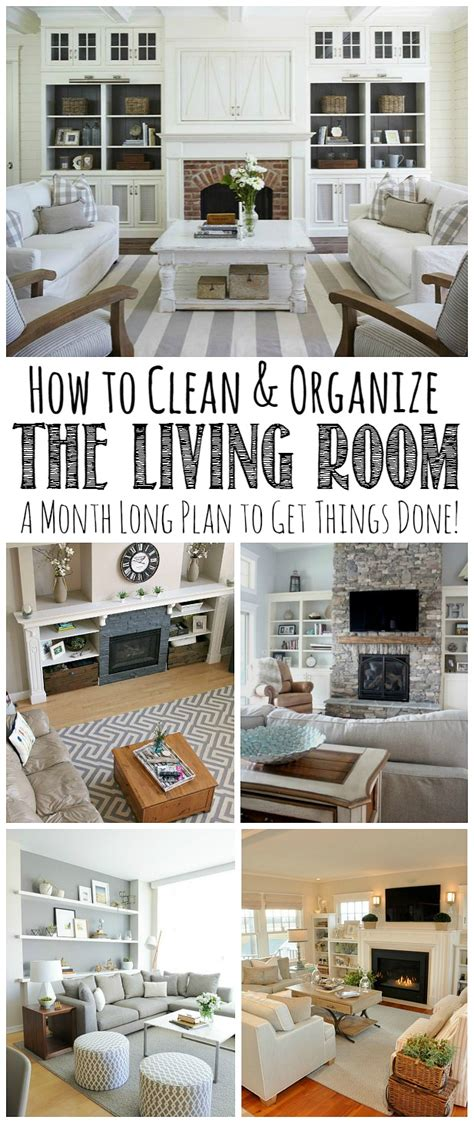 plan to clean and organize your house house and home design
