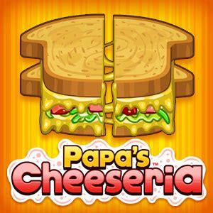Papa s cheeseria