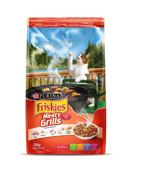 Friskies 3 Kg Meaty Grills nestle purina friskies meaty grills 10kg