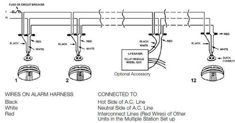 conventional smoke detector wiring diagram 42 wiring