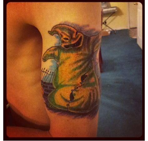 oogie boogie tattoo 17 best images about the nightmare before