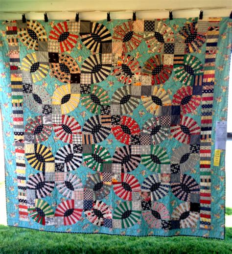 Kathy Doughty Quilts by More Quilts From The Outdoor Quilt Show 187