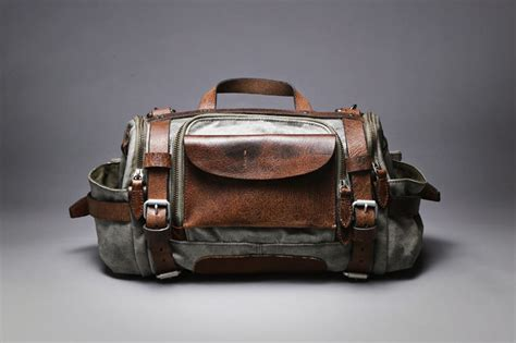 beautiful suitcases the beautiful paratrooper camera bag by wotancraft atelier