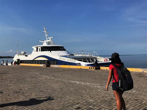 ferry boat to bataan from manila 2017 reach bataan faster with 1bataan s ferry bus transport