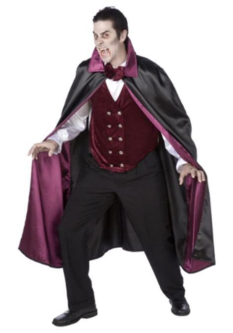 hotel transylvania the series dracula classic mens costume mens deluxe vire costume