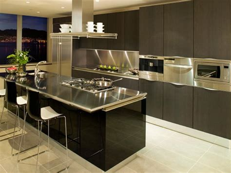 stainless steel kitchen designs style contemporary kitchen cabinet designs ideas stainless