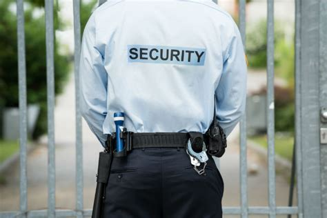 can i concealed carry as a security guard gear