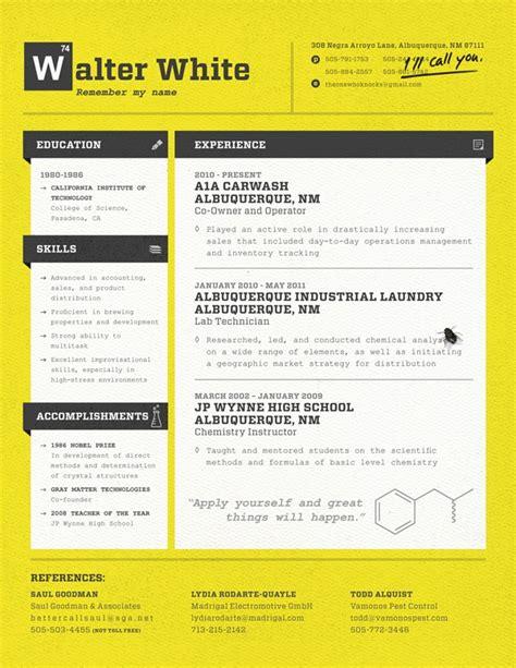 30 Creative Resume Cv Designs For Inspiration Designmodo 30 Creative Resume Designs For Inspiration