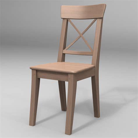 stuhl ingolf 3d model ingolf chair