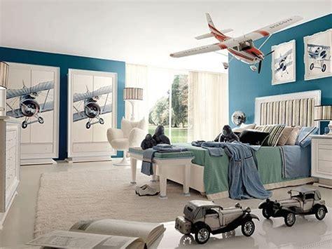 Airplane Decor Boys Room Sleep Tight Cool Decor Ideas For Boys Bedrooms