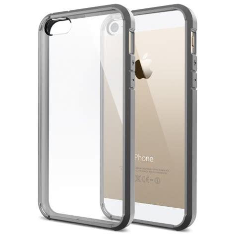 air cushion spigen apple iphone 5s bumper new release ultra hybrid gray 1 premium