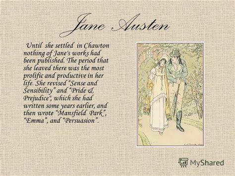 about jane austen her early life and work презентация на тему quot jane austen jane austen jane