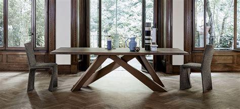 tavolo bonaldo big table big table tavolo gambe in acciaio verniciato bonaldo