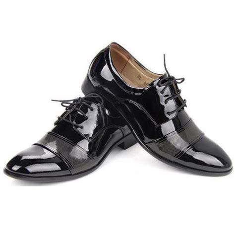Bahan Adem Glosy Celana Kantor Pria Cowo Model Slimfit High Quality sepatu kantor glossy sp056 pfp store
