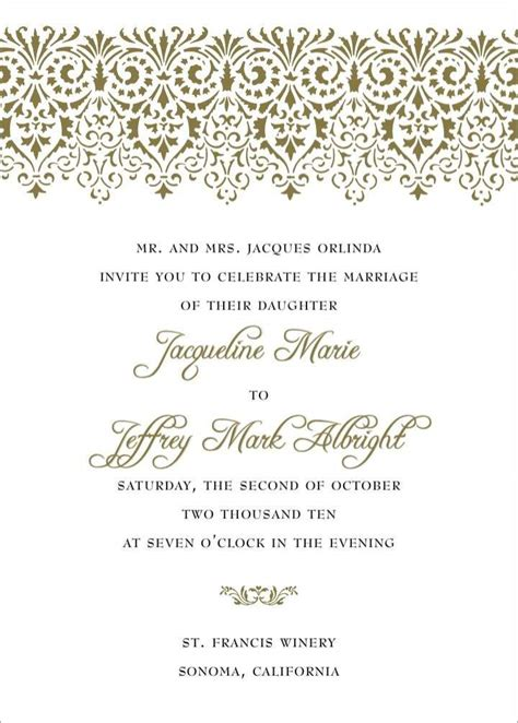 Wedding Invitations Unique by Unique Wedding Invitation Wording Wedding Invitation