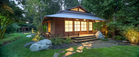 Japanese Garden and Dojo   Asian   Garden   Houston   by
