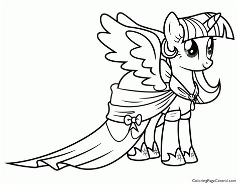 princess cadence coloring pages princess cadence my pony coloring page coloring home