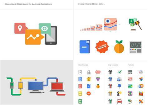 google design guidelines subtle love a consumer and design affair branding magazine