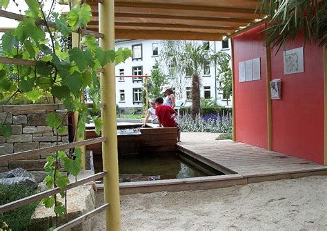 Garten Und Landschaftsbau Hagen by Wasserrutsche Im Garten Kein Planschbecken F 252 R Kinder