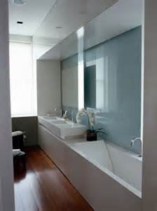 narrow bathroom design tackling narrow bathroom layouts livinghouse