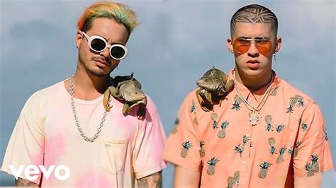 j balvin bad bunny j balvin ft bad bunny national report