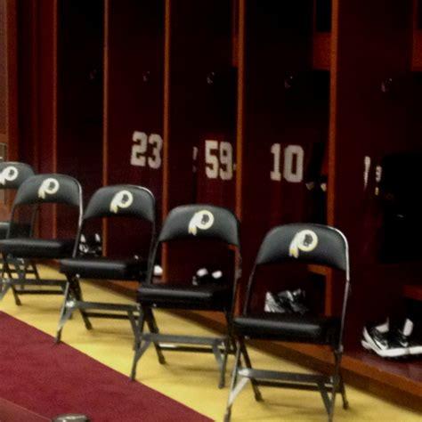redskins locker room inside the redskins locker room lets go redskins the redskins the o jays and