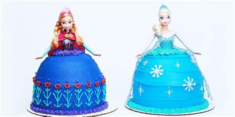 tutorial membuat gambar frozen tutorial membuat kue tart frozen simple bikin laper