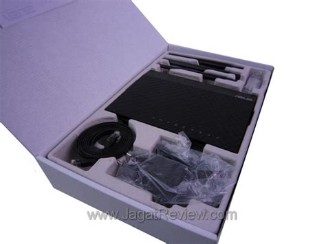 Modem Untuk Laptop Asus unboxing modem adsl asus dsl n55u jagat review