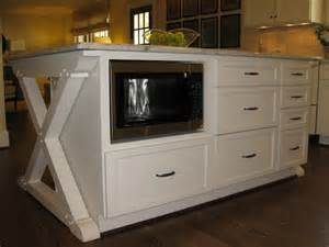 kitchen island with microwave built in microwave design ideas