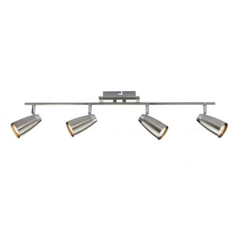 ceiling bar lights modern ceiling spot light bar satin chrome chrome insulated