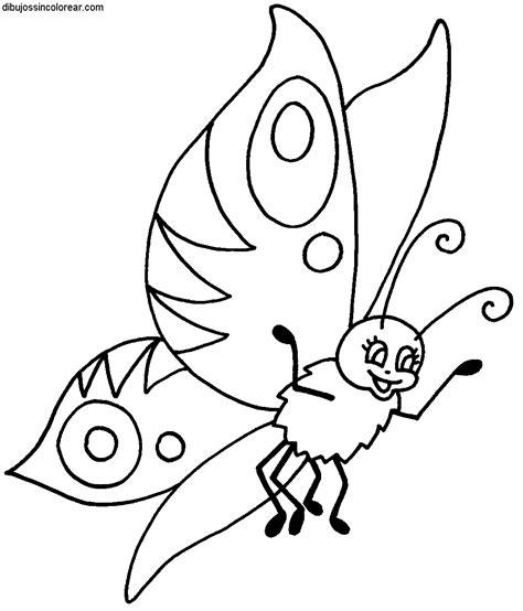 imagenes de mariposas bonitas para colorear dibujos para colorear maestra de infantil y primaria